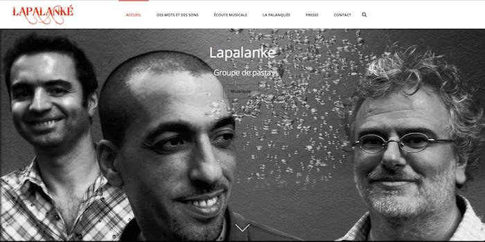 Lapalanké - Groupe de pasta